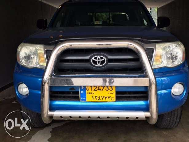 2005 TOYOTA Tacoma DOUBLECAB - 4 Wheel Drive - Blue - Anjabeh