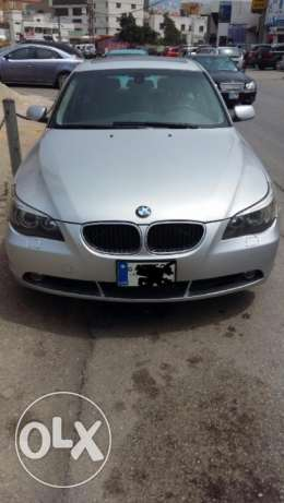 Bmw 525 very clean for trade or sale جبيل -  2