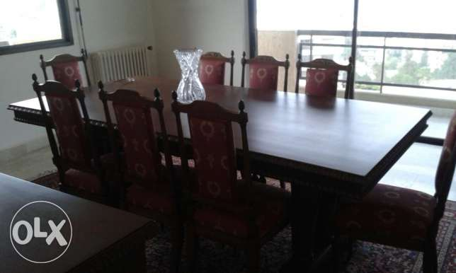 Dining room excellent condition غدير -  3