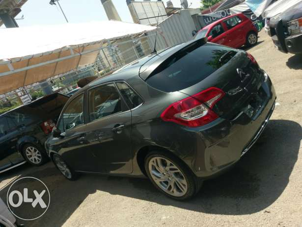 Citroen C4 model 2014 fully loaded panoramic roof like new 50000 only