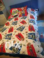 Toy story kid bed set 3psc .