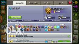 Clash of clan and clash royal