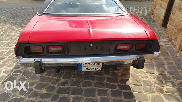Dodge Challenger 1973 - All original 318 ci-20k negotiable or trade المرفأ -  3