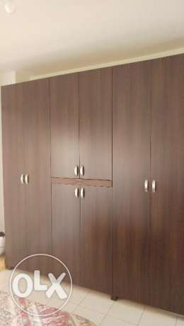 Brand new bedroom cupboard