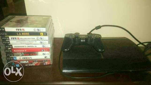 Ps3 for sale. حمانا -  1