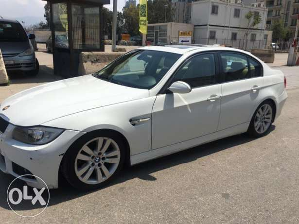 bmw 2006 khar2a look m3 navigation sport package mfawle 10500