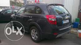 Chevrolet captiva LTZ 7 seats