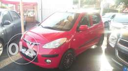 Hyundai i10 like new 46000 km fully loaded 1 owner