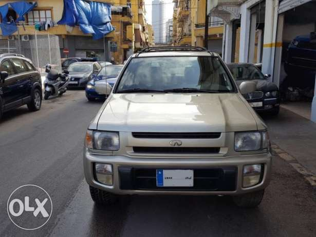 Infiniti QX4 Pathfinder Mod:2000 Full Options
