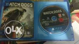 Watch dogs like new for sale no scratches
