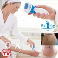 As Seen on TV Ped Egg Power
