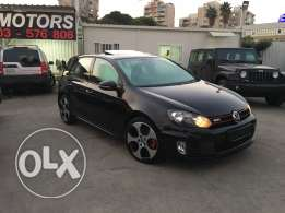 VW Golf GTI 2012 Black Fully Loaded in Excellent Condition!