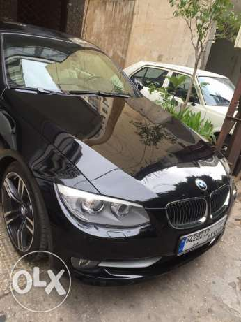 BMW 335i 2007 converted to 2012