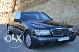 S-500 shaba7/ M.1997, ba3da Kayenn, Luxury Car !!
