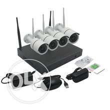Nvr wireless kit