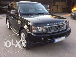 2009 Range Rover Sport HSE in excellent condition