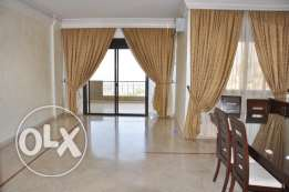 150 sqm apartment with an amazing view for rent in Bsalim