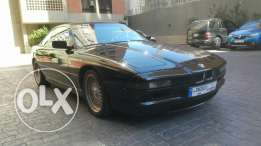 BMW 850i V12 1991 Collection Car