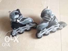 Roller blades for kids size 2-4