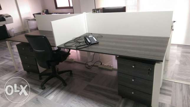 Modern Office Table1