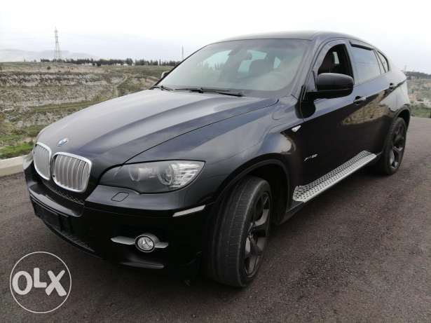 X6 3.5 XDrive Super Clean from Europe