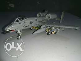 A-10 scale model 1/144