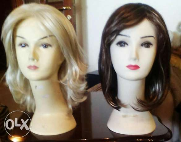 Wigs ( synthetic hair)