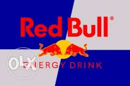 red bull pack (24 pcs) 40000LL instead of 60000LL( expire end of 2017)
