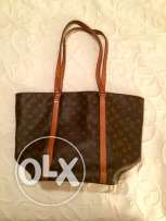 VINTAGE Louis Vuitton Sac Shopping