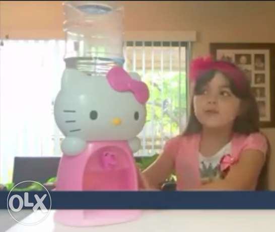 Hellokitty dispenser المرفأ -  1