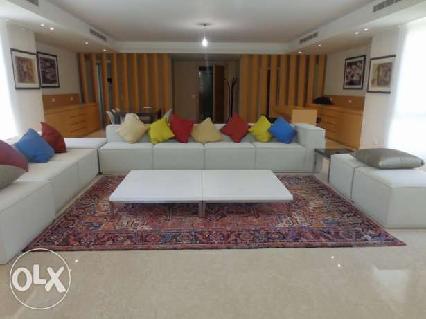 Furnished apartment for RENT - Hamra 400 SQM