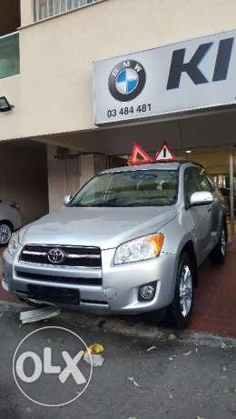 Toyota Rav4 2010 4×4 Full Options Super Clean Low Mileage