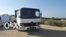 Mercedes Benz atego 817 new in lebanon