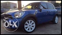 Mini Countryman S All 4 2011 Blue Top of the Line Like New!