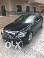 Mercedes S350 luxury