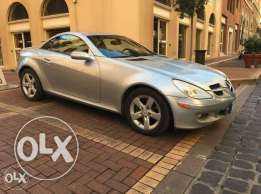 Mercedes SLK 280 Silver V6 2006 - For Sale