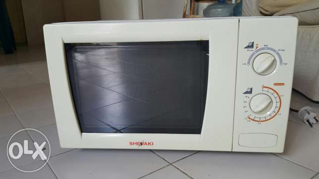 microwaves good white color for sale