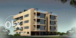 Qornet chehwane new luxurious apartment with sea and mountain view