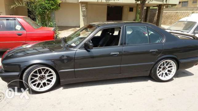 car bmw 525 model 1991 for sale