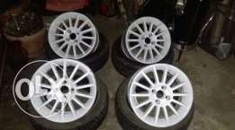 15 inch rims for sale 200$
