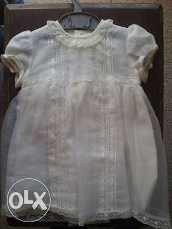 Baby Baptism Clothes (for 8 month babies) (Each for 50 dls)