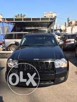 2009 Jeep Grand Cherokee 3.7L 4*4 black full options