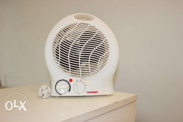#electrical #heater #circular #design #portable #room راس  بيروت -  1