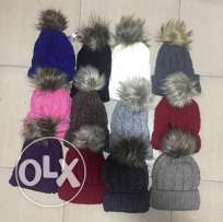 hats mix colors