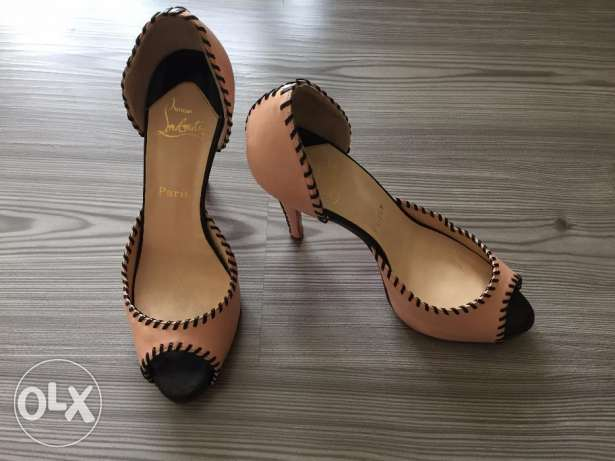 Christian Loubountin Madame Claude D'Orsay Limited edition size 39.5
