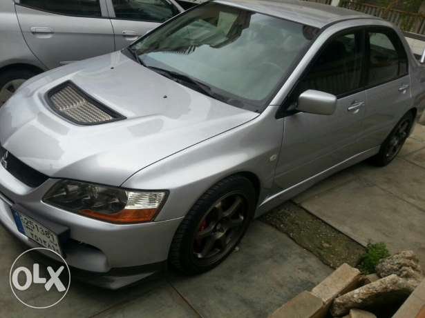 Mitsubishi evolution 9 super clean فرن الشباك -  5