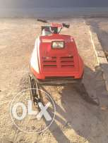 skidoo kawasaki 440 cc in excellent condition