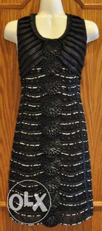 Short Dress - Black and White Accessories - Sample Sale
