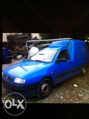seat inca mod 1998 from germany import ابو سمراء -  2