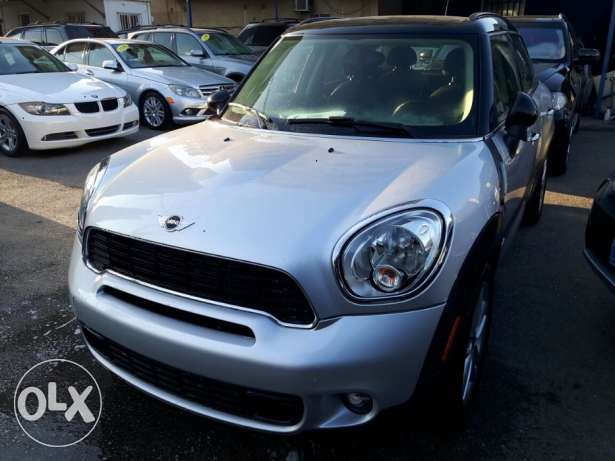 COUNTRYMAN S ALL 4 model 2011 for sale